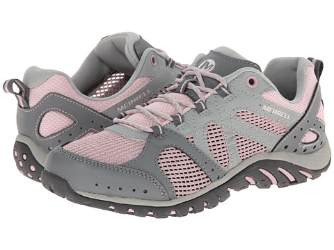 Merrell - Rockbit Cove (Pink/Light Grey) Women's Shoes