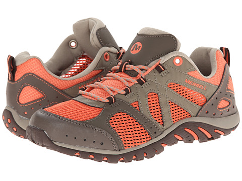 Merrell - Rockbit Cove (Boulder/Coral) Women's Shoes