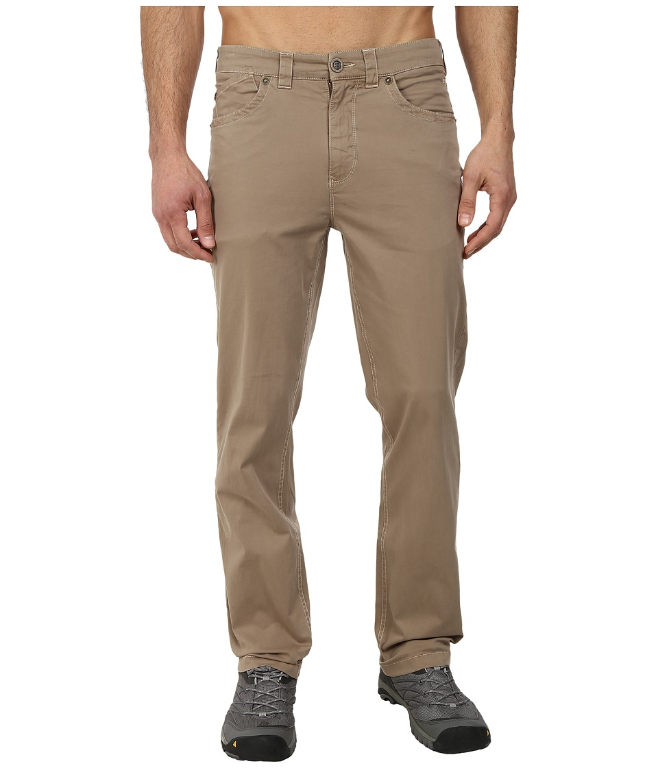 Ecoths - Langston Pant (Fossil) Men's Casual Pants