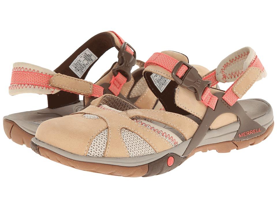 Merrell - Azura Wrap (Tan) Women's Shoes