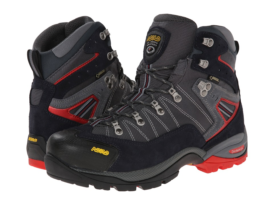 Asolo - Avalon GTX (Night Blue/Gunmetal) Men's Hiking Boots