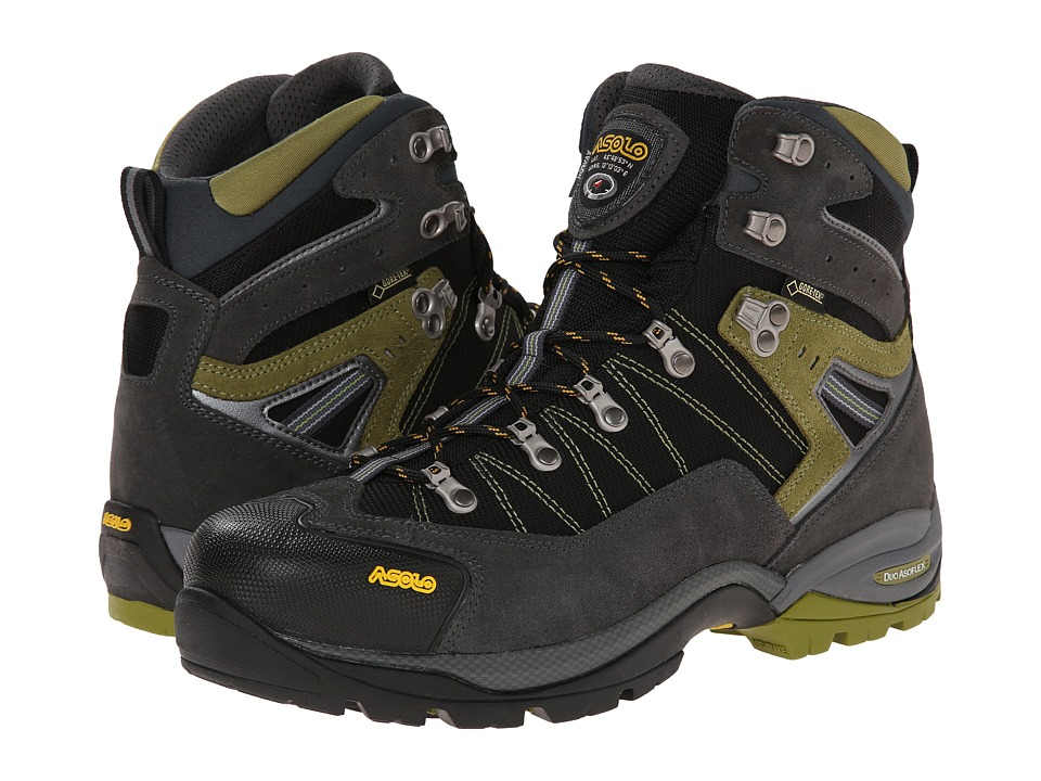 Asolo - Avalon GTX (Graphite/Black) Men's Hiking Boots