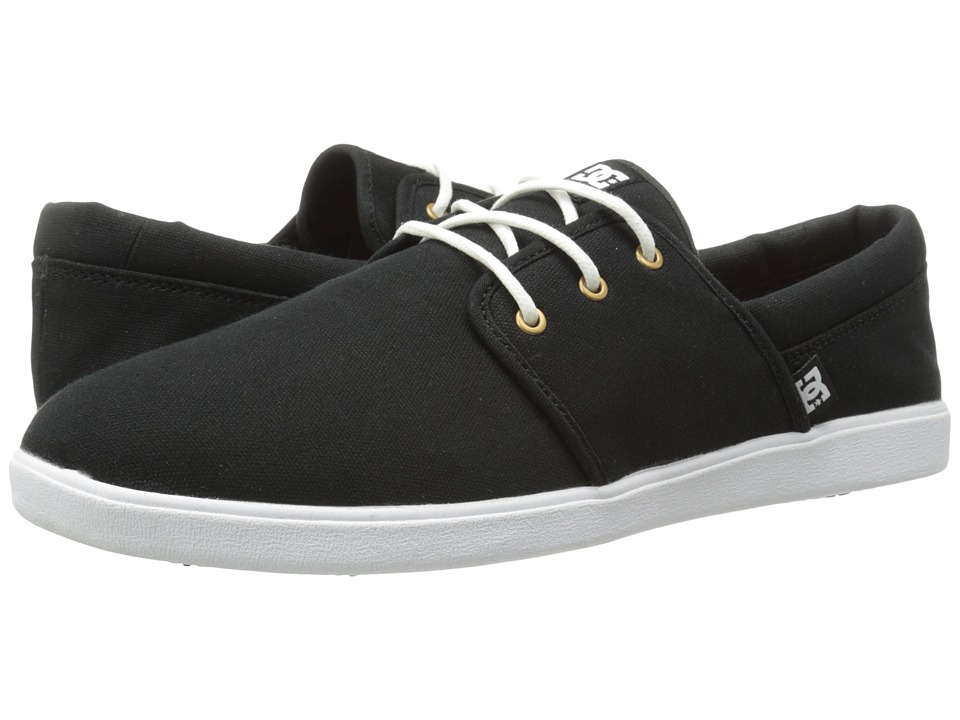 DC - Haven (Black/Copper) Men's Skate Shoes