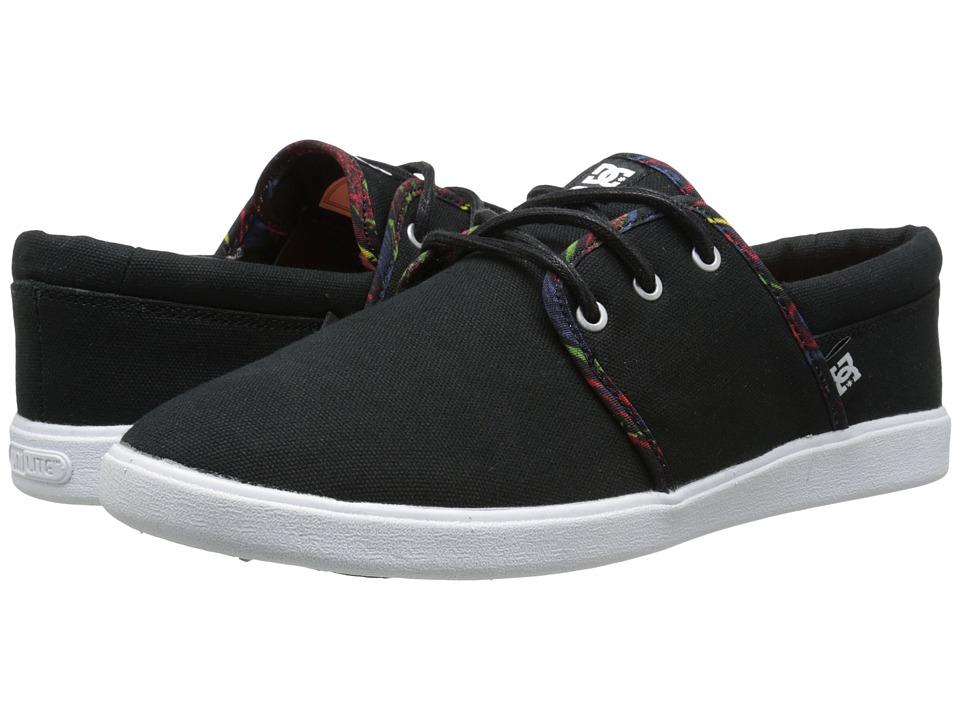 DC - Haven SP (Black Print) Men's Skate Shoes