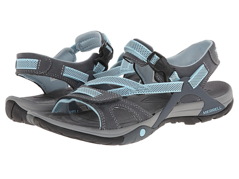 Merrell - Azura Strap (Grey) Women's Shoes