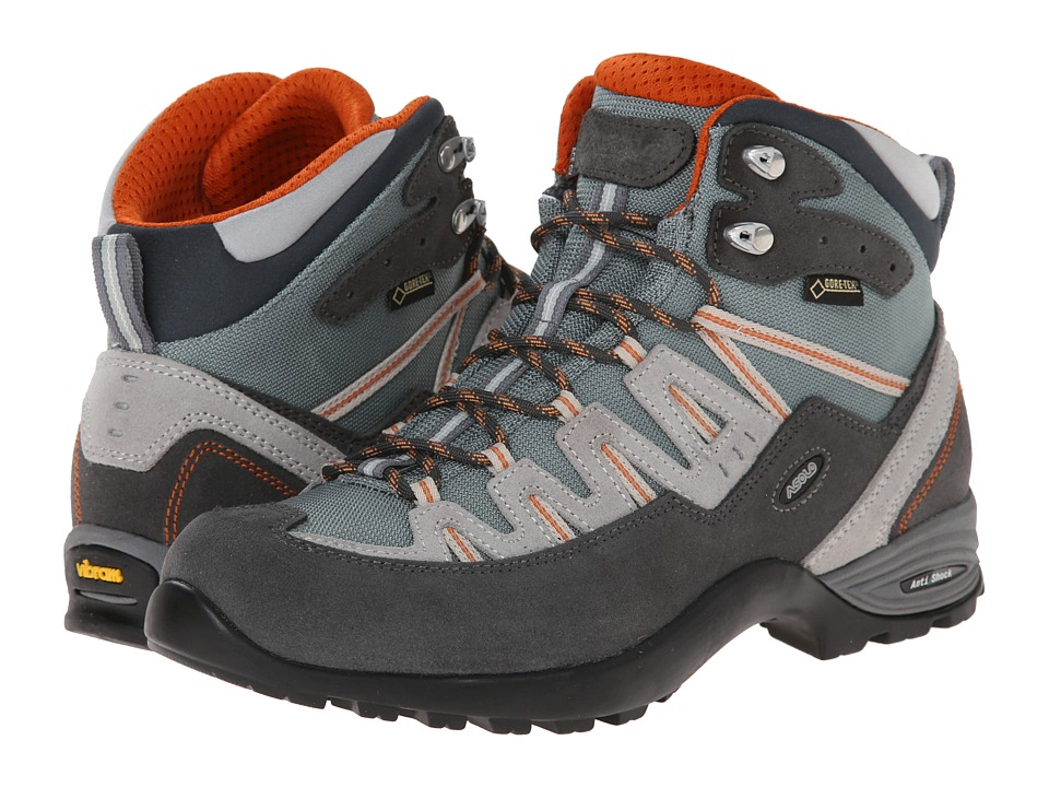 Asolo - Ace GV (Graphite/Stormy Sea) Women's Hiking Boots