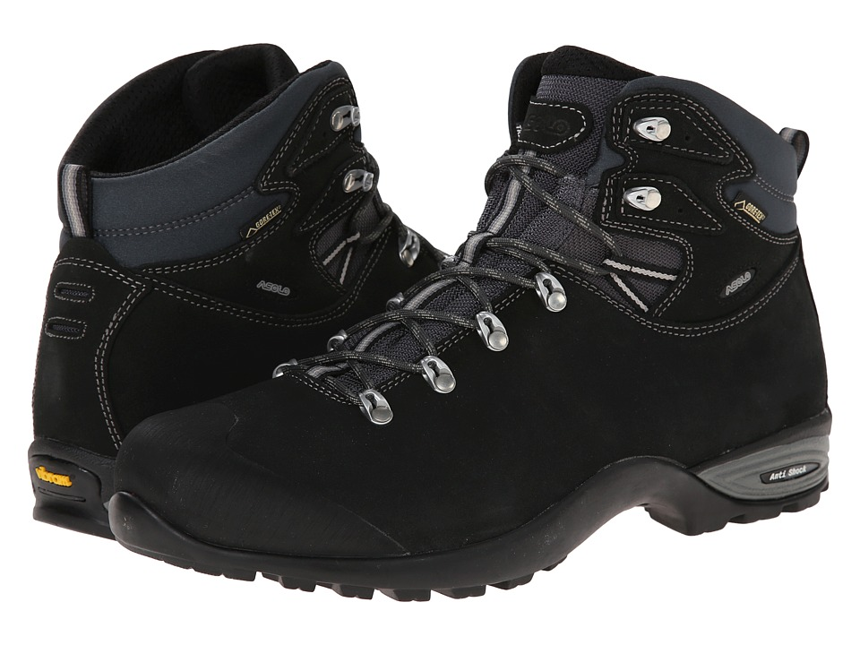 Asolo - Triumph GV (Black) Men's Hiking Boots