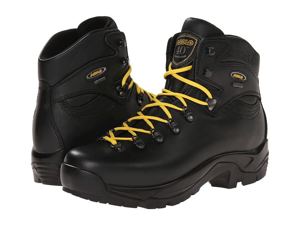 Asolo - TPS 520 GV (Black) Men's Hiking Boots