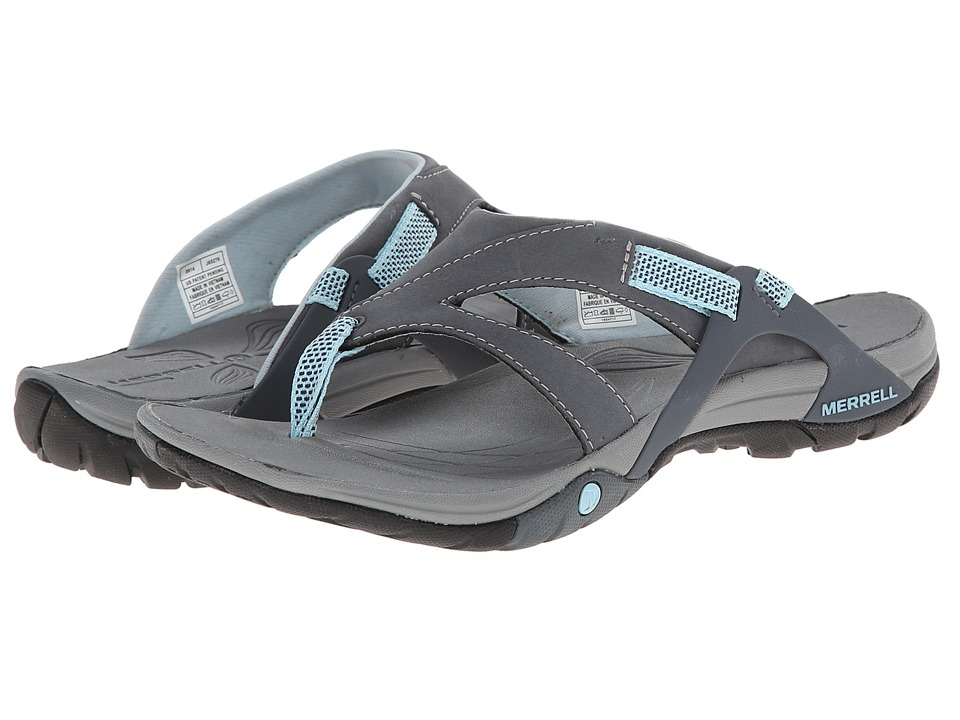 Merrell - Azura Flip (Grey) Women's Sandals