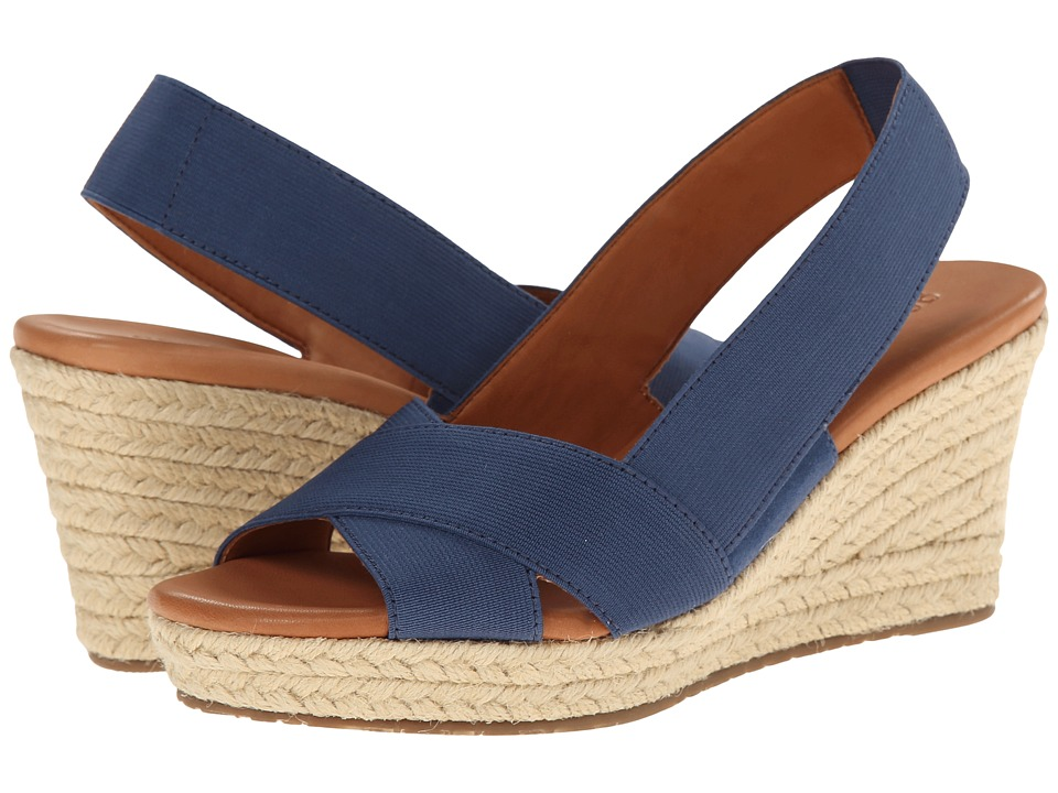 Gentle Souls - Kendal (Midnight) Women's Wedge Shoes