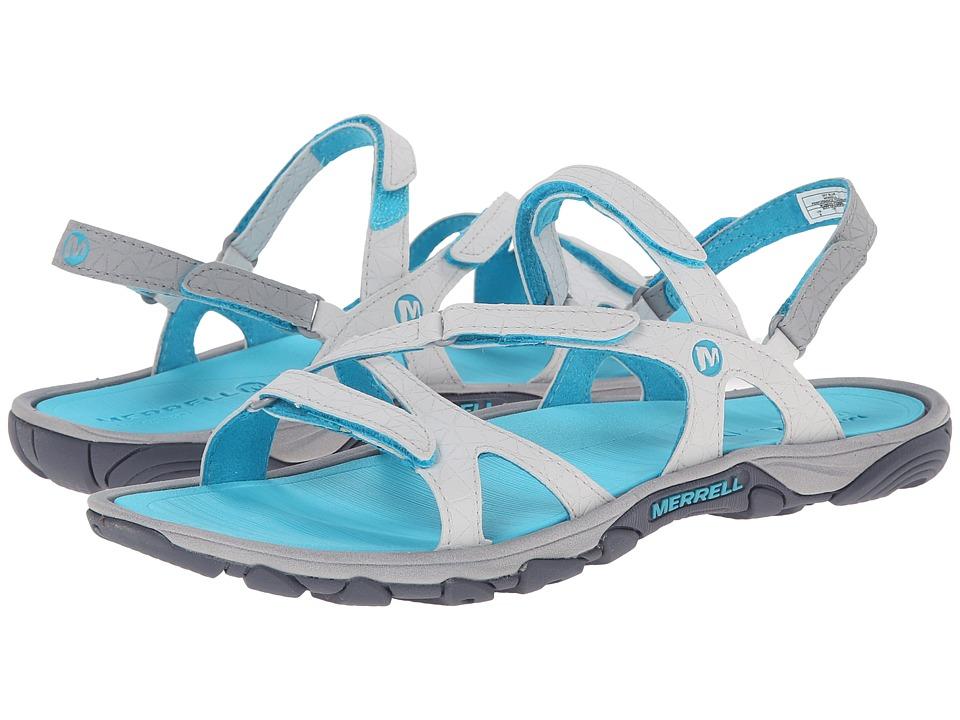 Merrell - Enoki Convertible (Sky Blue) Women's Sandals