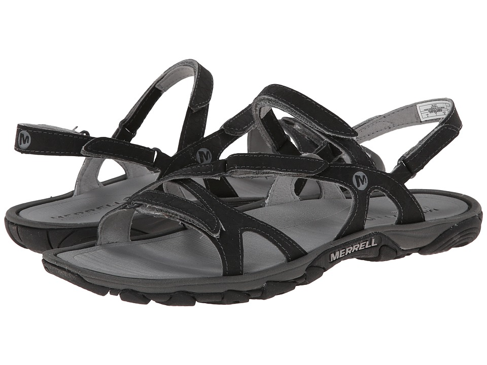 Merrell - Enoki Convertible (Black) Women's Sandals