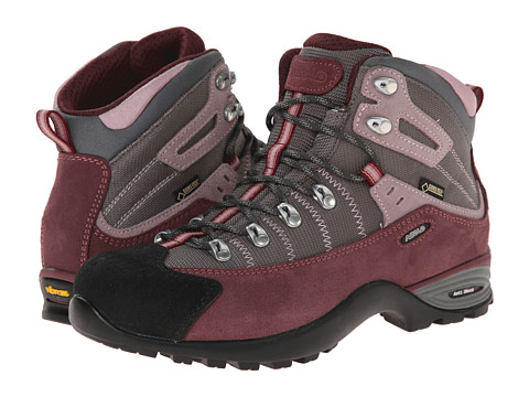 Asolo - Mustang GV (Burgundy/Stone) Women's Hiking Boots