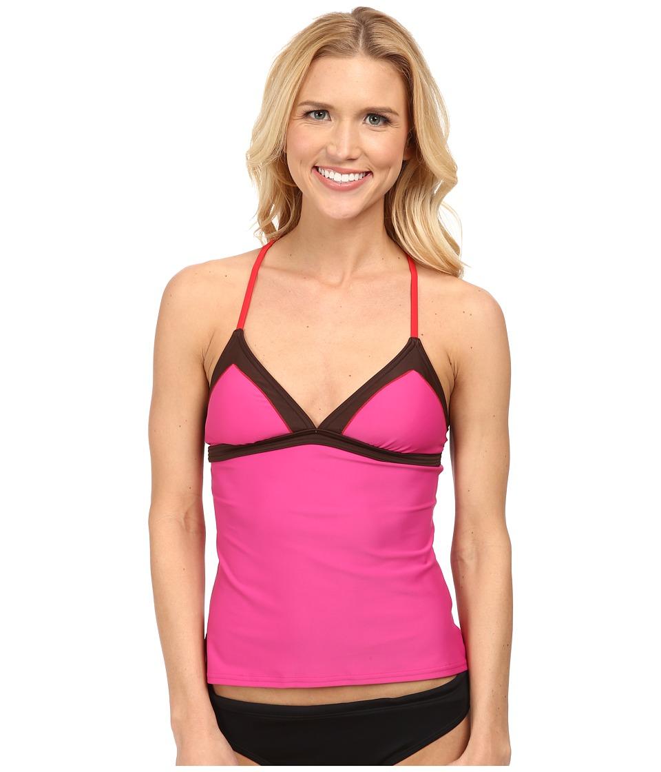 Prana - Aleka Tankini (Festival Pink) Women's Swimwear