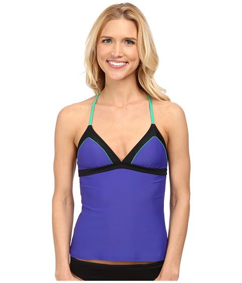 Prana - Aleka Tankini (Sail Blue) Women's Swimwear