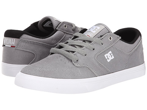 DC - Nyjah Vulc (Wild Dove) Women's Skate Shoes