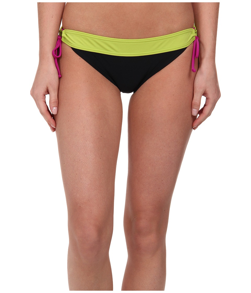 Prana - Saba Bottom (Black) Women's Swimwear
