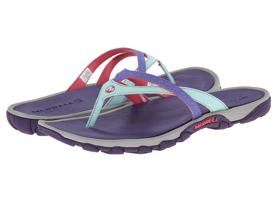 Merrell - Enoki Flip (Light Purple) Women's Sandals