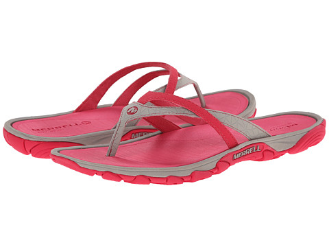 Merrell - Enoki Flip (Rose Red) Women's Sandals