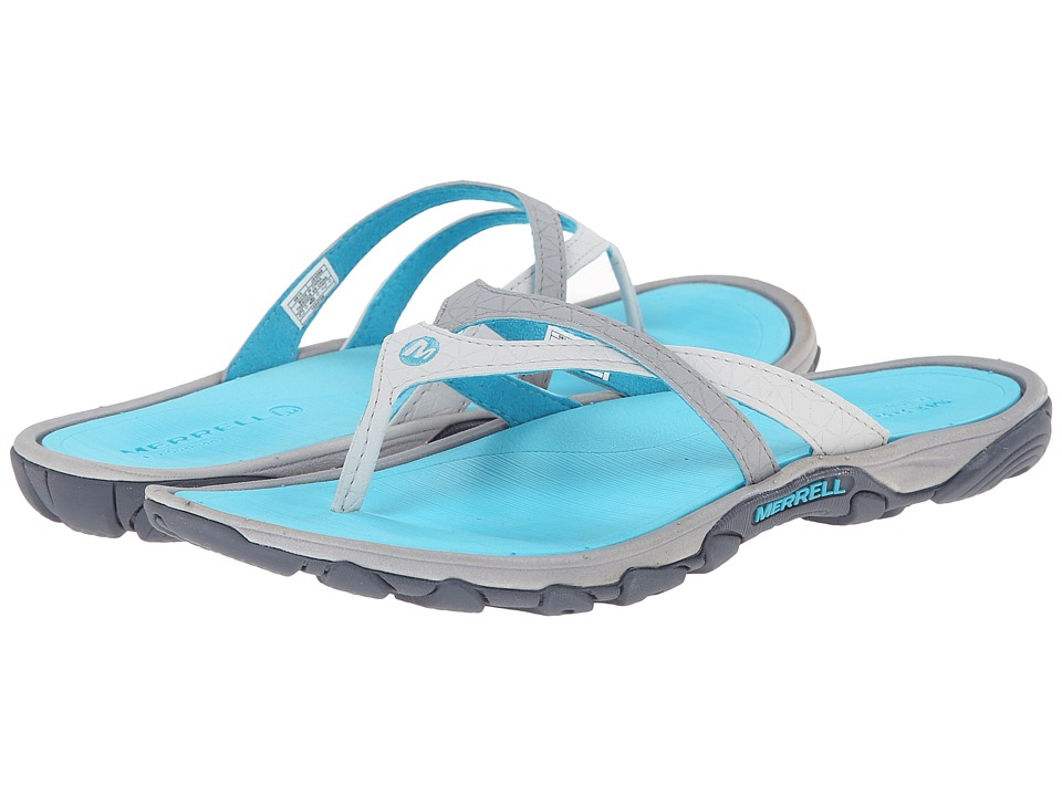 Merrell - Enoki Flip (Sky Blue) Women's Sandals