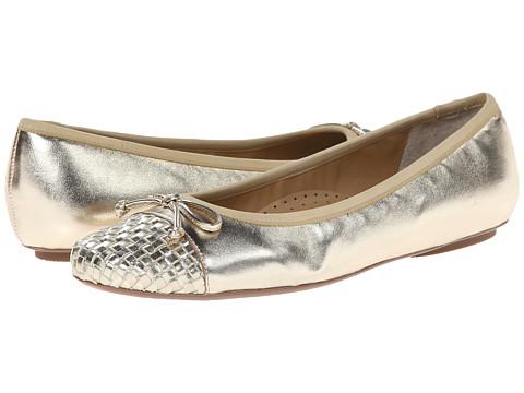 Vaneli - Saula (Platino Met Nappa/Platino Met Nappa Woven) Women's Shoes