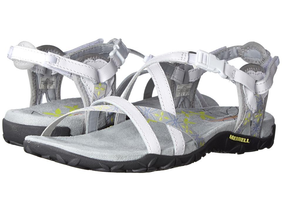 Merrell - Terran Lattice (White) Women's Sandals