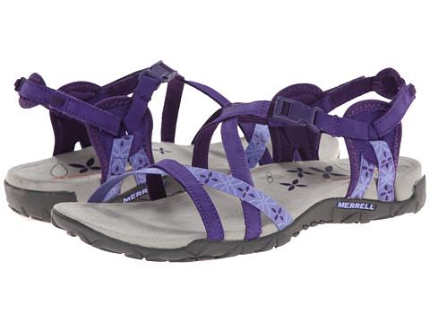 Merrell - Terran Lattice (Parachute Purple) Women's Sandals