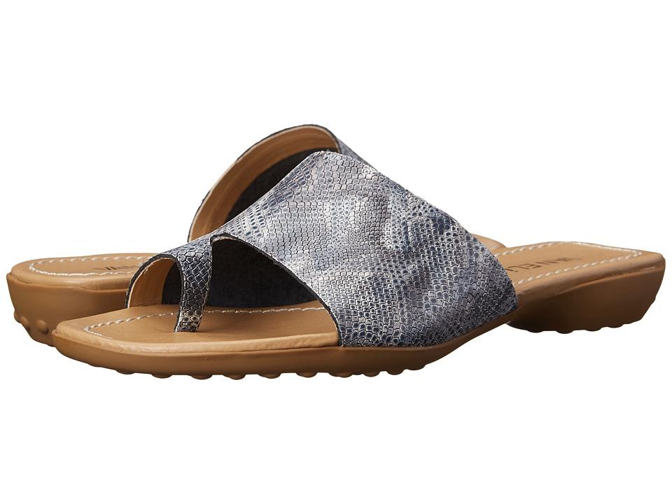 Vaneli - Tallis (Jeans Darry Print) Women's Sandals