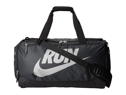 Nike - Max Air Pursuit Duffel (Anthracite/Black) Duffel Bags