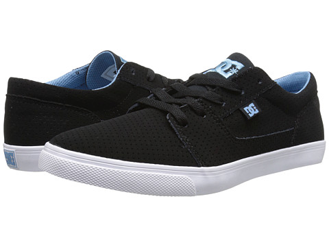 DC - Tonik SE (Black/Blue/Blue) Women's Skate Shoes