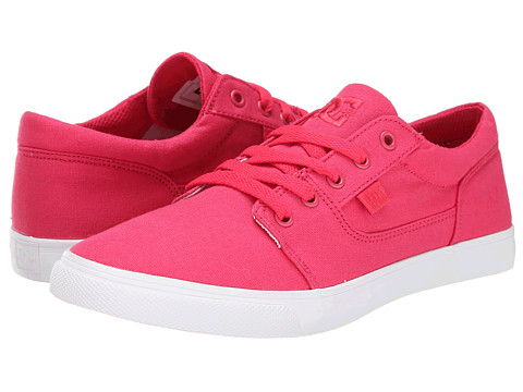DC - Tonik W TX (Pink) Women's Skate Shoes