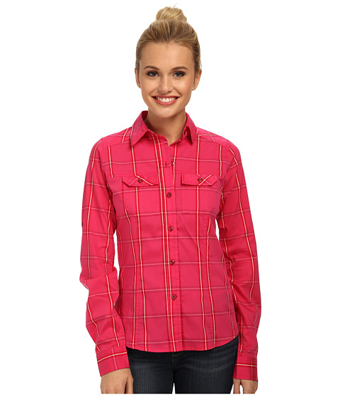 Arc'teryx - Melodie L/S (Pink Lotus) Women's Long Sleeve Button Up