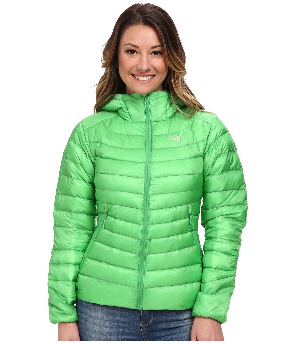 Arc'teryx - Cerium LT Hoody (Green Orchid) Women's Coat