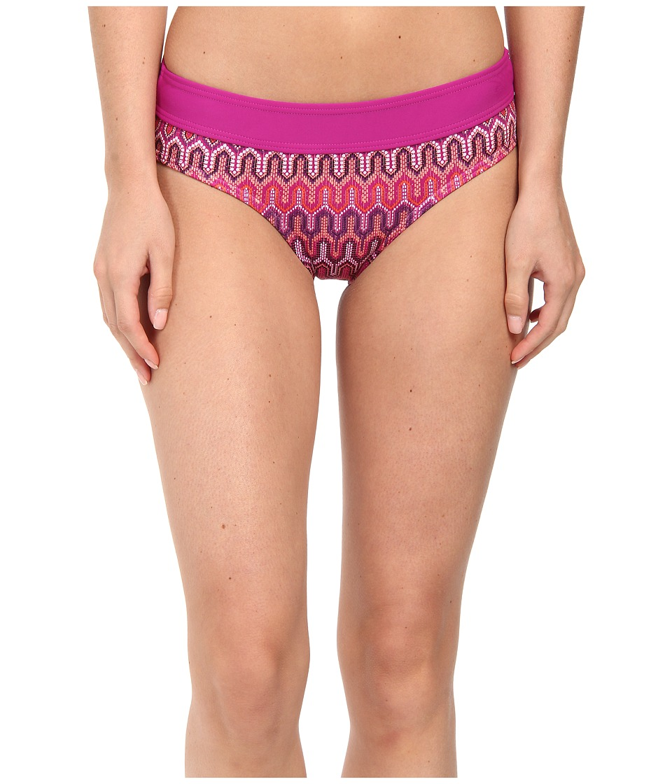 Prana - Ramba Bottom (Fuchsia Ibiza) Women's Swimwear