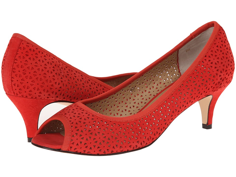 Vaneli - Ugonia (Red Soft Nubuk/Match Elastic) Women