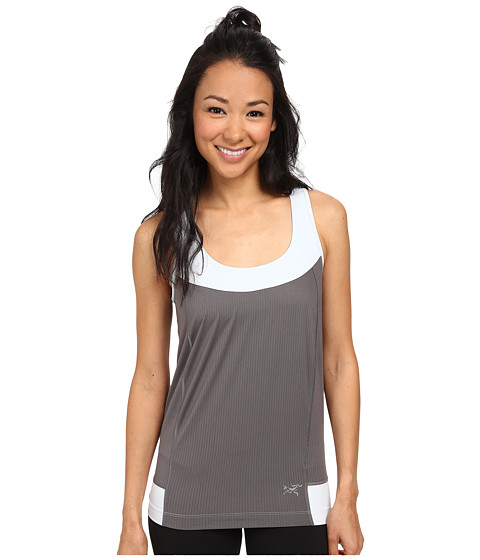 Arc'teryx - Cita Sleeveless (Anvil Grey) Women's Sleeveless