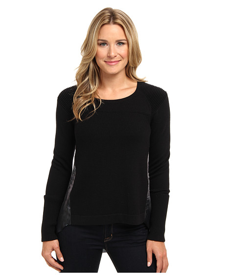 Elie Tahari - Tara Sweater (Black) Women