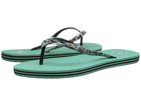 DC - Spray SE (Mint) Women's Sandals