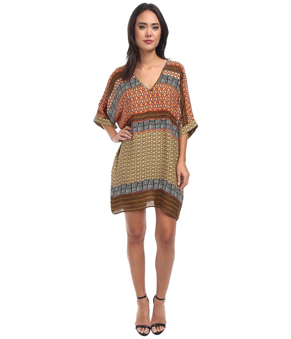 NIC+ZOE - Basket Weave Tunic (Multi) Women