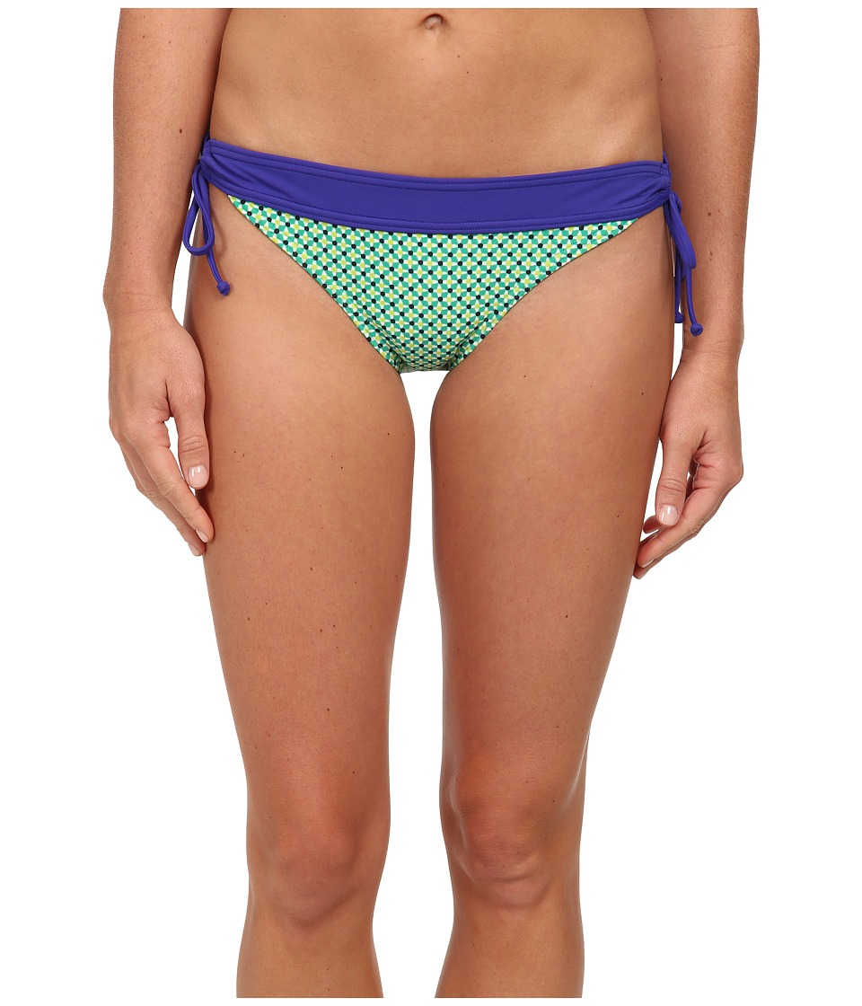 Prana - Saba Bottom (Cool Green Hyannis) Women's Swimwear