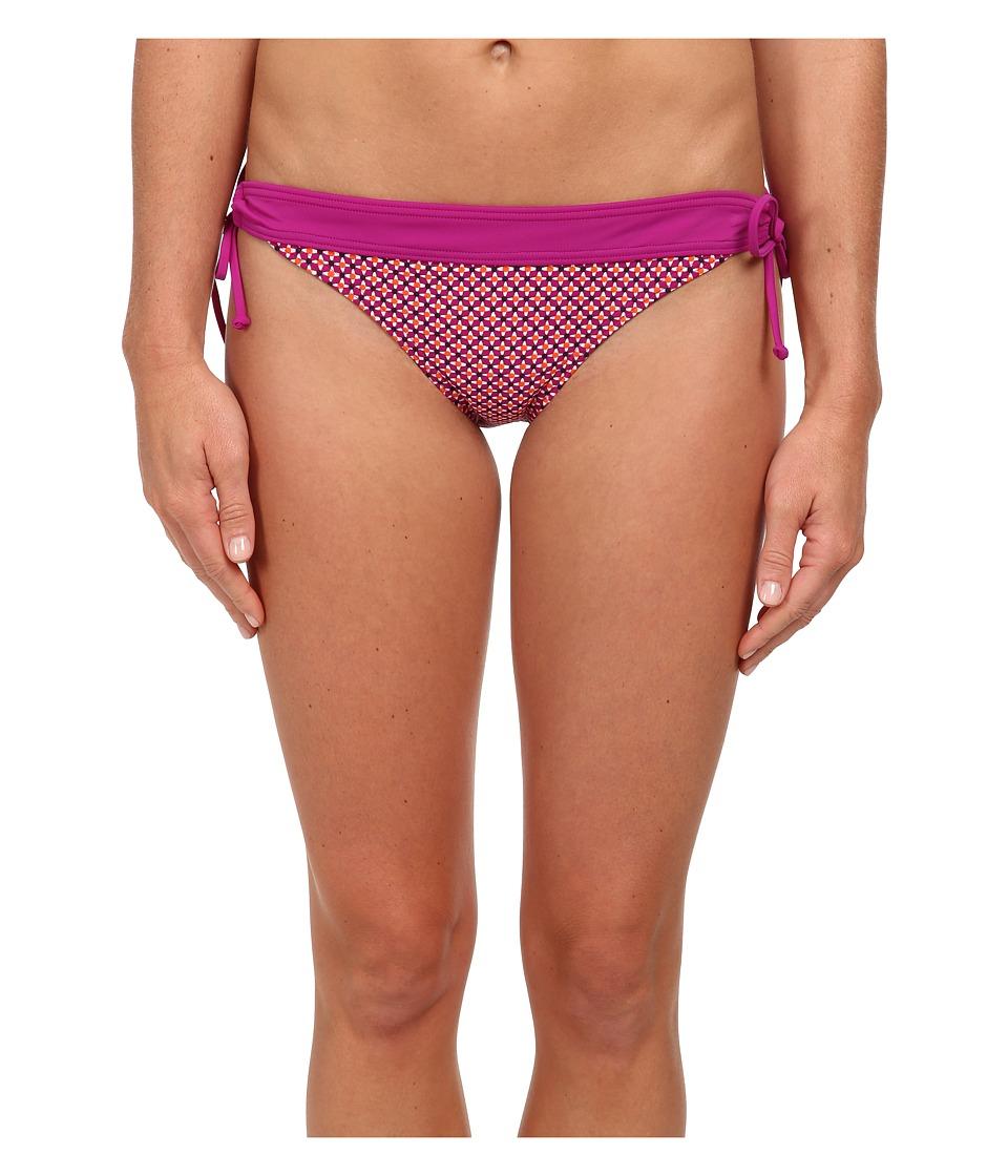 Prana - Saba Bottom (Fuchsia Hyannis) Women's Swimwear