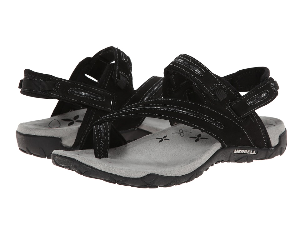 Merrell - Terran Convertible (Black) Women's Sandals