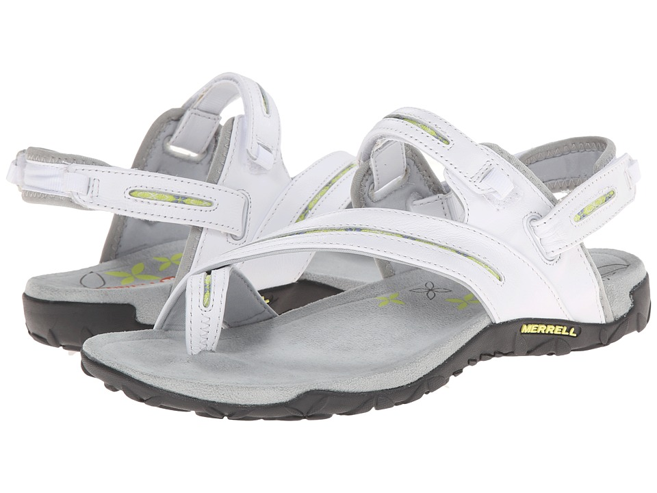 Merrell - Terran Convertible (White) Women's Sandals
