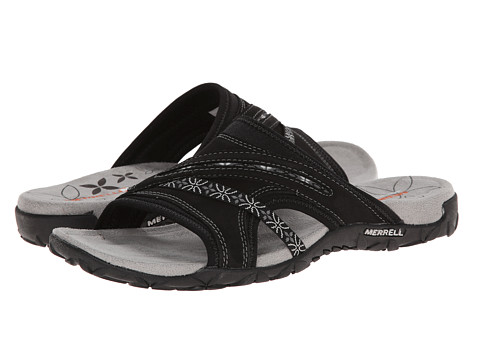 Merrell - Terran Slide (Black) Women