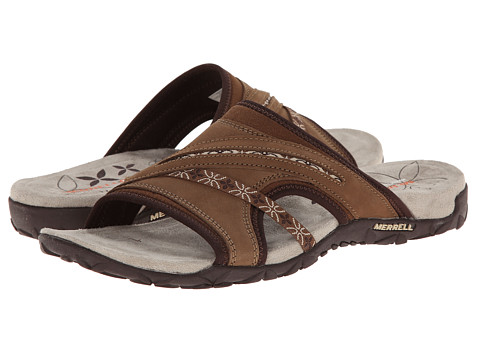 Merrell - Terran Slide (Dark Earth) Women