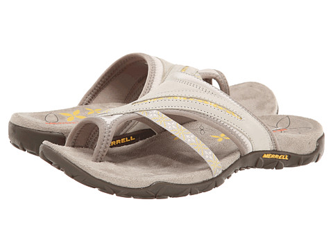Merrell - Terran Post (Silver Lining) Women's Sandals