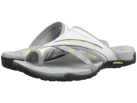 Merrell - Terran Post (White) Women's Sandals