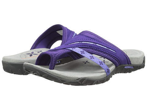 Merrell - Terran Post (Parachute Purple) Women's Sandals