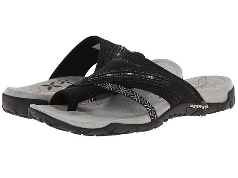 Merrell - Terran Post (Black) Women