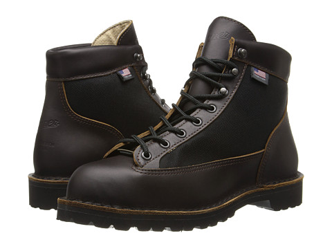 Danner - Danner Light Woodlawn (Brown/Black) Men's Work Boots
